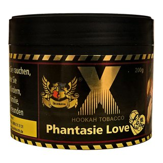 TitaniumX Tobacco Phantasie Love 200g
