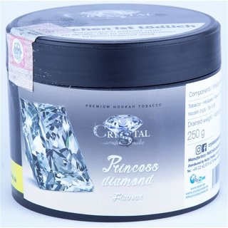 Crystal Smoke - Princess diamond 250g