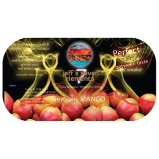 Jeff`s Seven Elements Molasse - Seasons MANGO 100ml