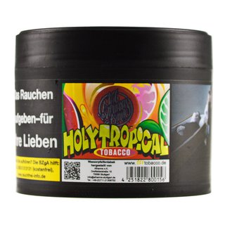 187 Strassen Bande Tobacco - #039 holy TROPICAL 200g